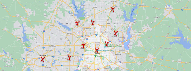 9 Locations Conveniently Located to Better Serve You